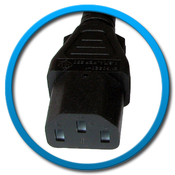 Moulded Mains Leads