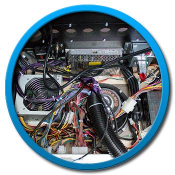 Gaming & Ammusements Cable Assemblies